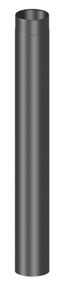 Rechte buis 1 Mtr; h = 95 cm