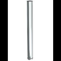 Pellet kachelbuis 1 Mtr 100 mm